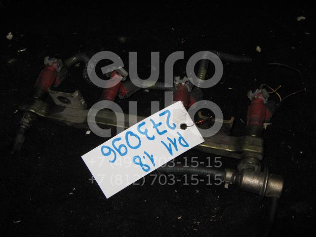 Рейка топливная (рампа) для Nissan Primera P11E 1996-2002 - Фото №1