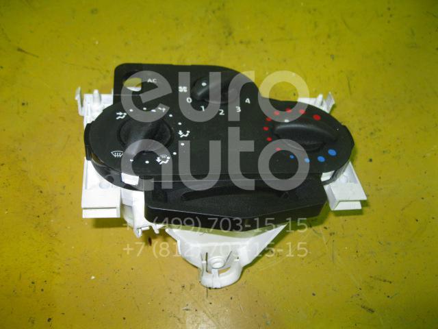 Блок управления отопителем для Renault Logan 2005-2014 - Фото №1