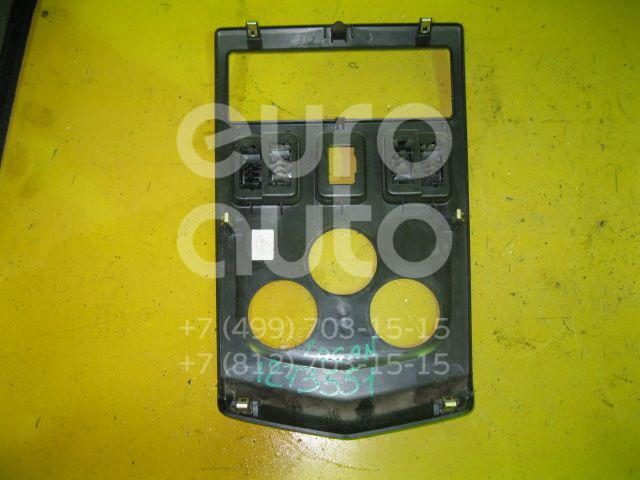 Накладка (кузов внутри) для Renault Logan 2005-2014 - Фото №1