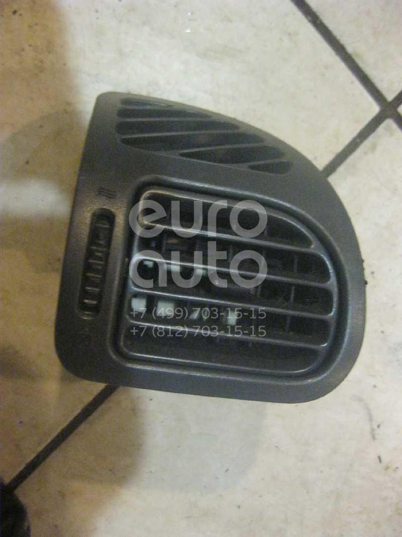 Дефлектор воздушный для Mazda 323 (BA) 1994-1998 - Фото №1