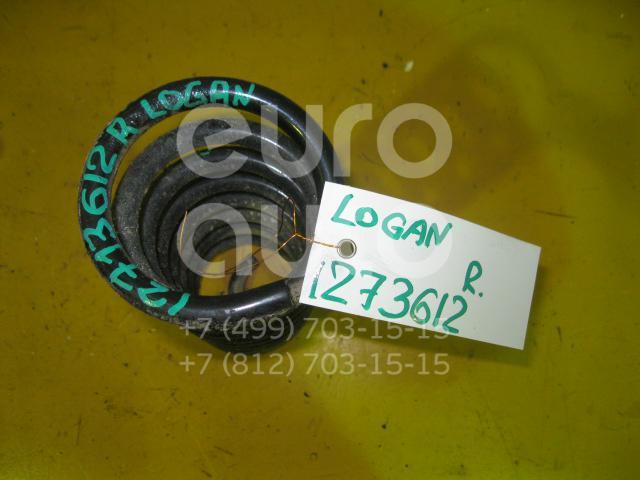 Пружина задняя для Renault Logan 2005-2014;Sandero 2009-2014 - Фото №1