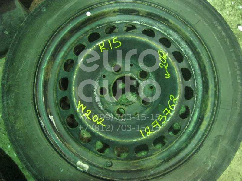 Диск колесный железо для Mercedes Benz W202 1993-2000 - Фото №1