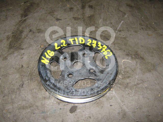 Шкив водяного насоса (помпы) для Nissan Almera N16 2000-2006;Almera Tino 2000-2006;Primera P12E 2002-2007;X-Trail (T30) 2001-2006 - Фото №1