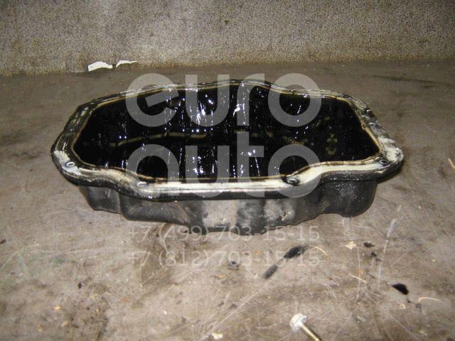 Поддон масляный двигателя для Nissan Almera N16 2000-2006;Almera Tino 2000-2006 - Фото №1