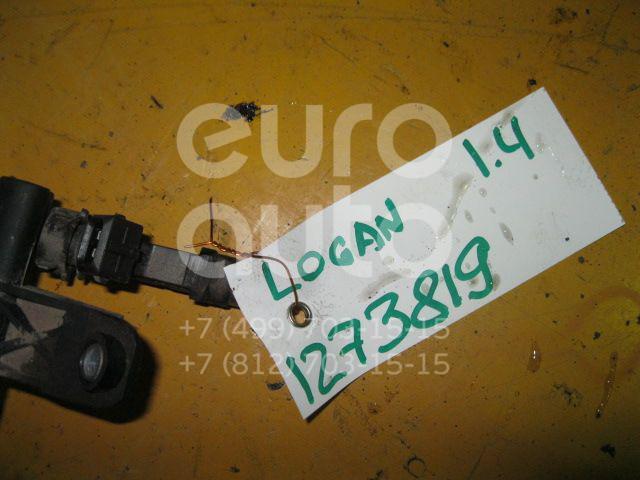 Форсунка инжекторная электрическая для Renault,VAZ Logan 2005-2014;Lada Largus 2011>;Kangoo 2008>;Logan II 2014>;Sandero 2014> - Фото №1