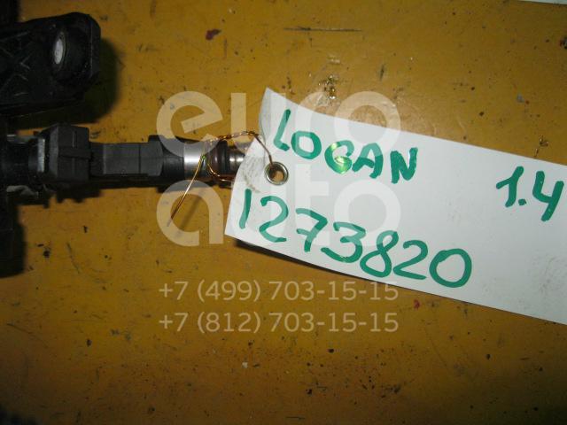Форсунка инжекторная электрическая для Renault Logan 2005-2014;Kangoo 2008> - Фото №1