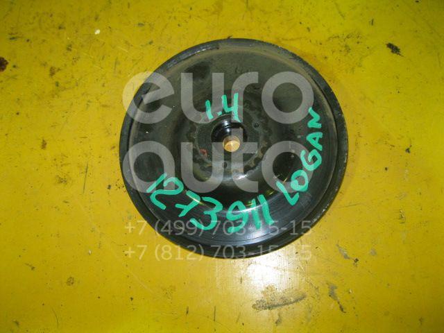 Шкив коленвала для Renault Logan 2005-2014 - Фото №1