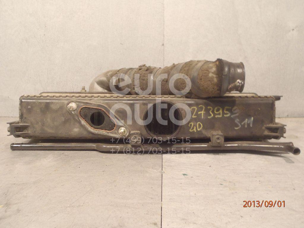 Интеркулер для Subaru Forester (S11) 2002-2007 - Фото №1