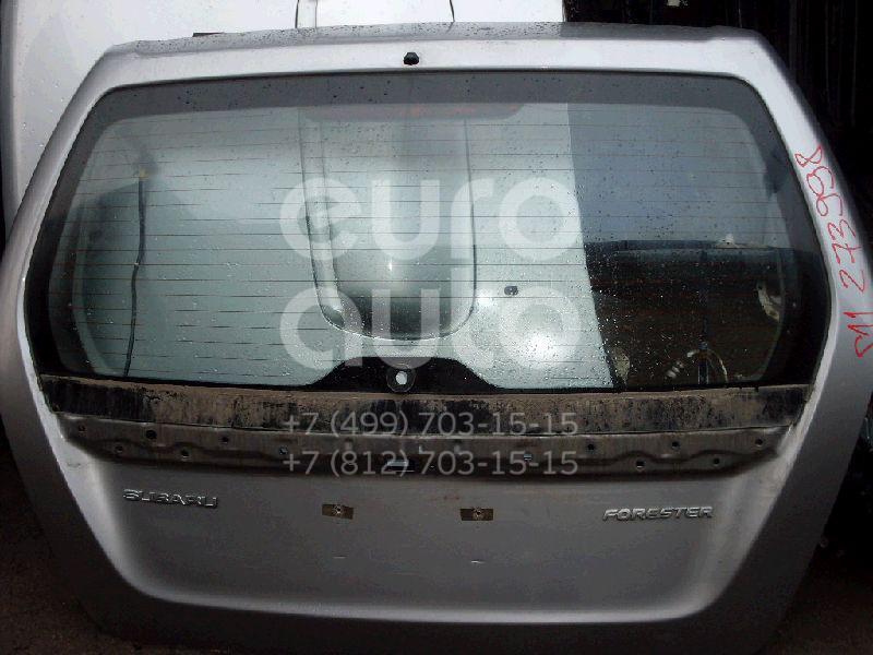 Дверь багажника со стеклом для Subaru Forester (S11) 2002-2007 - Фото №1