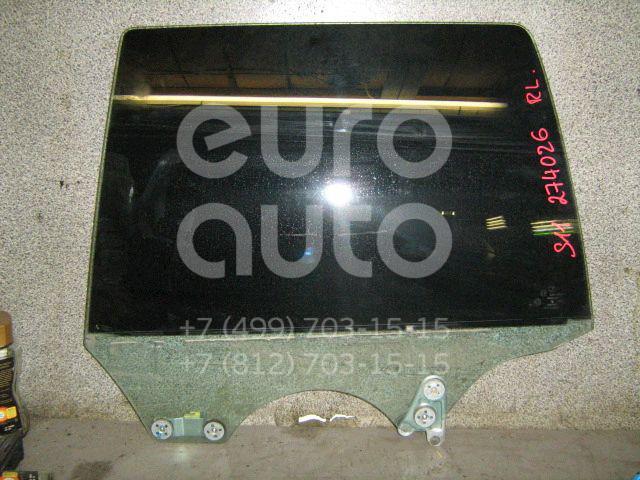 Стекло двери задней левой для Subaru Forester (S11) 2002-2007 - Фото №1