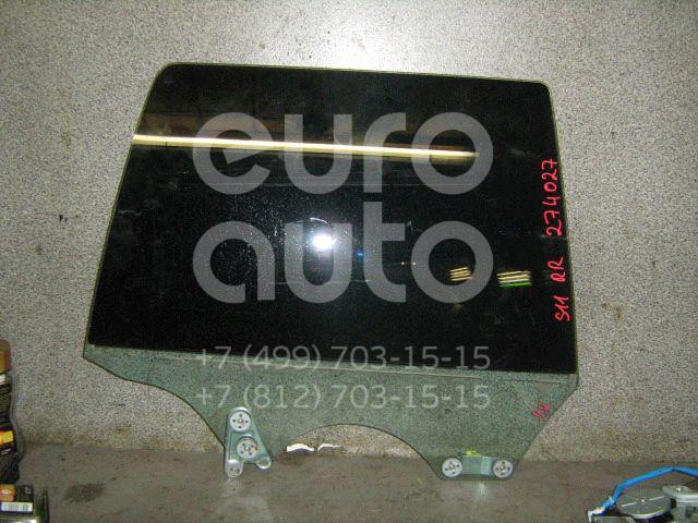 Стекло двери задней правой для Subaru Forester (S11) 2002-2007 - Фото №1