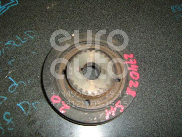 Шкив коленвала для Subaru Forester (S11) 2002-2007 - Фото №1