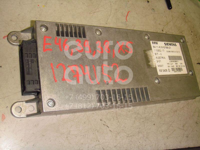 Блок электронный для BMW 5-серия E39 1995-2003;3-серия E46 1998-2005;7-серия E32 1986-1994;7-серия E38 1994-2001;X5 E53 2000-2007 - Фото №1