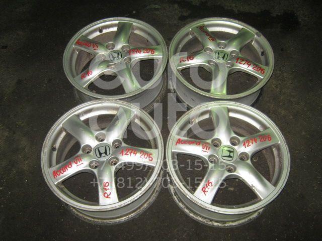 Диски колесные легкосплавные (к-кт) для Honda Accord VII 2003-2007 - Фото №1