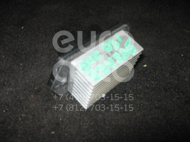 Резистор отопителя для Honda Accord VII 2003-2007 - Фото №1
