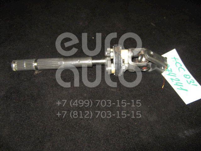 Кардан рулевой для Honda Accord VII 2003-2008 - Фото №1
