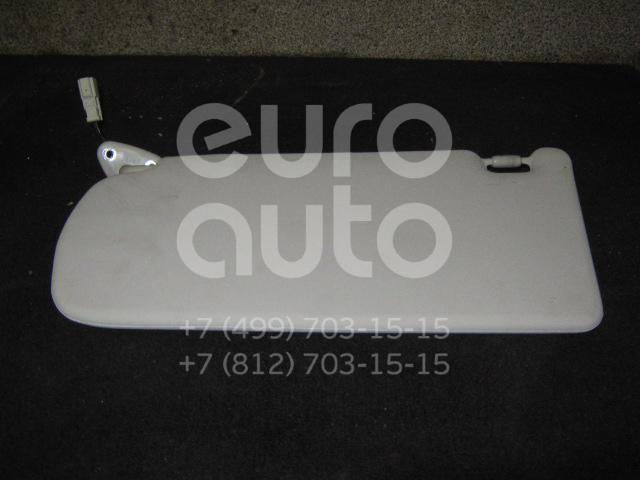 Козырек солнцезащитный (внутри) для Honda Accord VII 2003-2007 - Фото №1