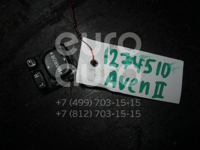 Переключатель регулировки зеркала для Toyota Avensis II 2003-2008 - Фото №1