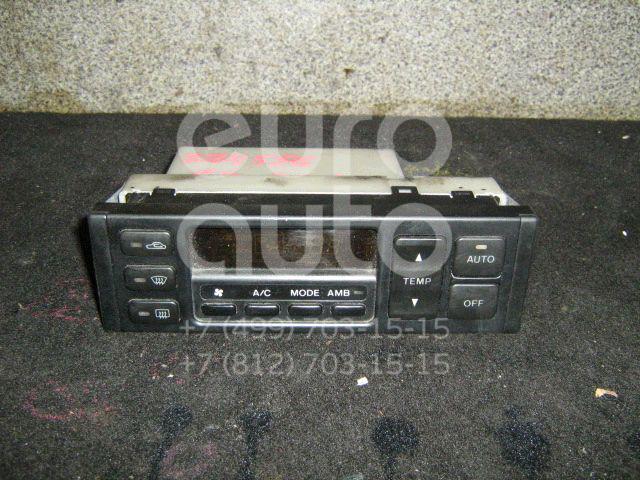 Блок управления климатической установкой для Mazda 626 (GF) 1997-2001 - Фото №1