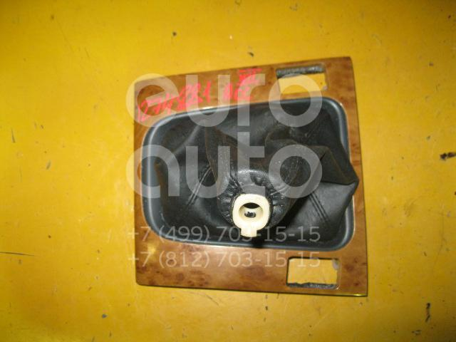 Чехол кулисы для Honda Accord VII 2003-2007 - Фото №1