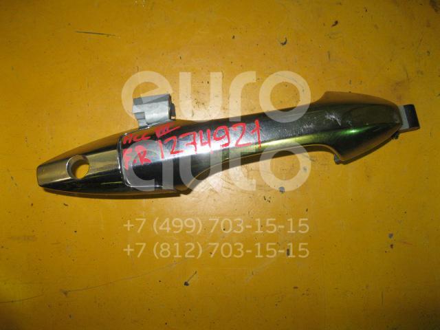 Ручка двери передней наружная правая для Honda Accord VII 2003-2007 - Фото №1