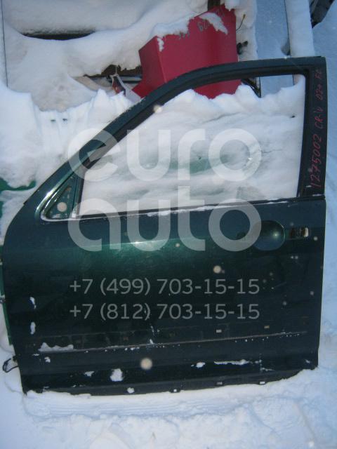 Дверь передняя левая для Honda CR-V 2002-2006 - Фото №1