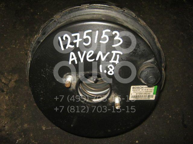 Усилитель тормозов вакуумный для Toyota Avensis II 2003-2008;CorollaVerso 2004-2009 - Фото №1