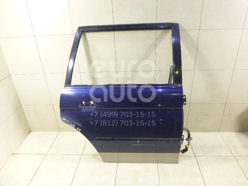 Дверь задняя правая для Mitsubishi Pajero/Montero Sport (K9) 1998-2008 - Фото №1