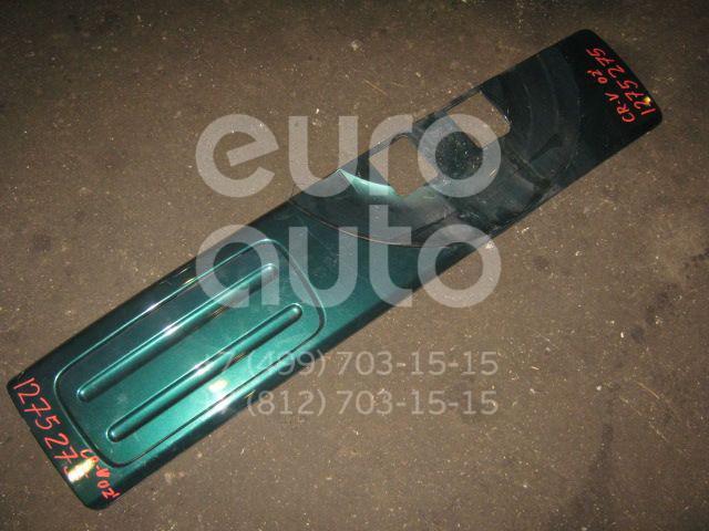 Накладка двери багажника для Honda CR-V 2002-2006 - Фото №1