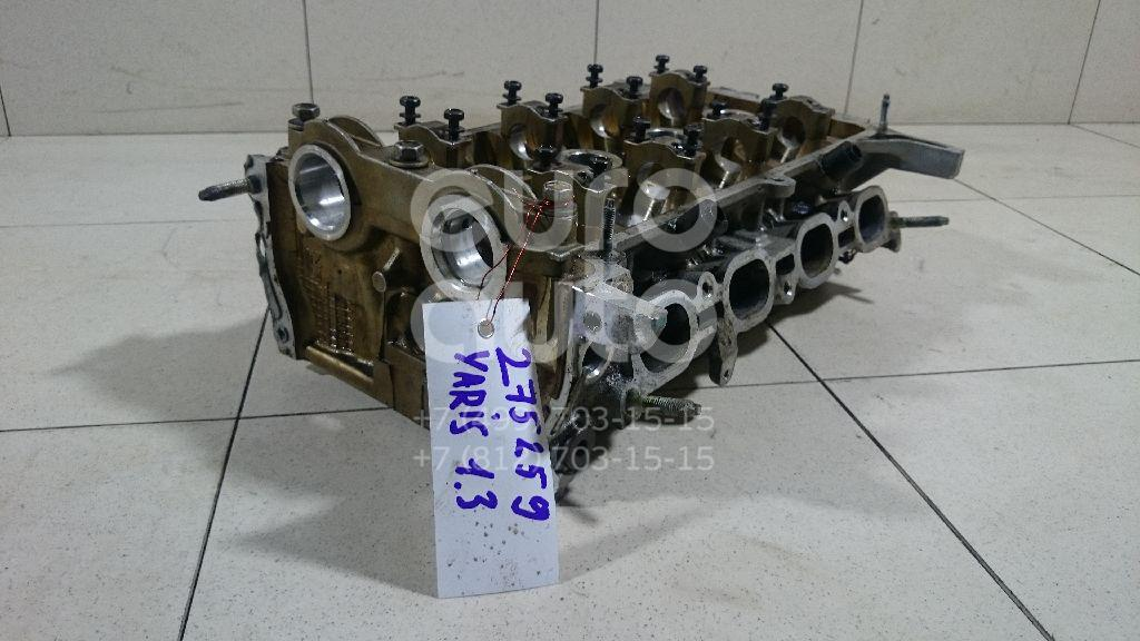 Головка блока для Toyota Yaris 1999-2005 - Фото №1