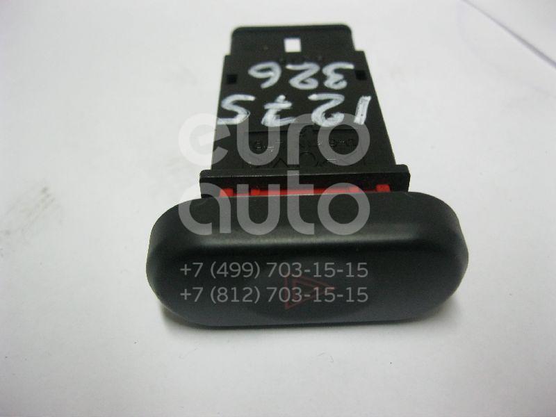 Кнопка аварийной сигнализации для Mitsubishi Pajero/Montero Sport (K9) 1997-2008;L300 1986-2014;L200 (K0,K3) 1986-1996;L200 (K6,K7) 1996-2006 - Фото №1