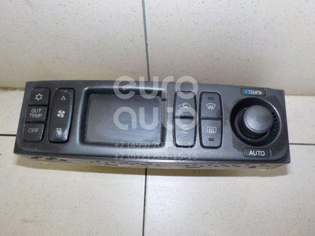 Блок управления климатической установкой для Mitsubishi Galant (EA) 1997-2003 - Фото №1