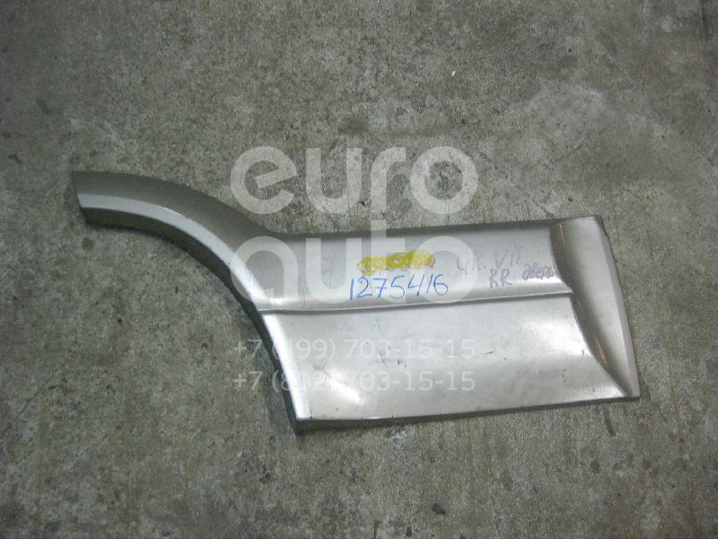 Накладка двери задней правой для Suzuki Grand Vitara 1998-2005;Vitara/Sidekick 1989-1999 - Фото №1