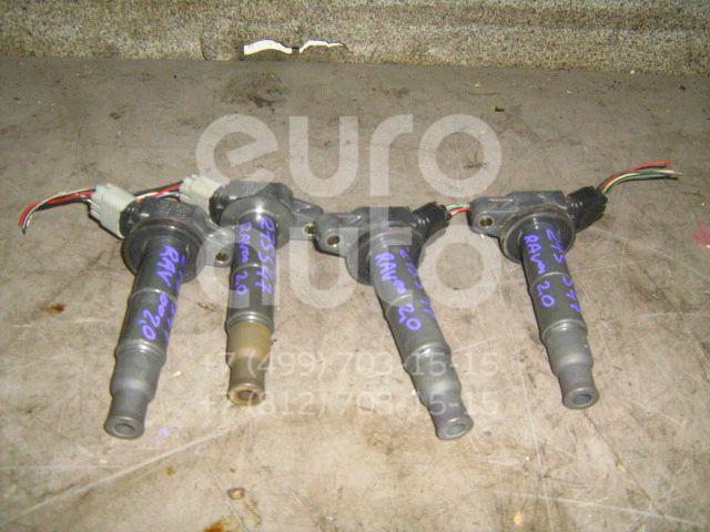 Катушка зажигания для Toyota RAV 4 2000-2005;Avensis II 2003-2008;Camry XV30 2001-2006;Avensis I 1997-2003;Avensis Verso (M20) 2001-2009;Camry XV40 2006-2011;Land Cruiser (120)-Prado 2002-2009;Highlander I 2001-2006 - Фото №1