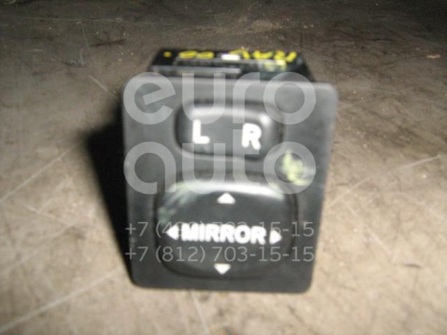 Переключатель регулировки зеркала для Toyota RAV 4 2000-2005 - Фото №1