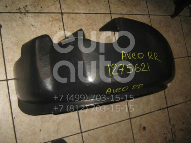 Локер задний правый для Chevrolet Aveo (T200) 2003-2008 - Фото №1