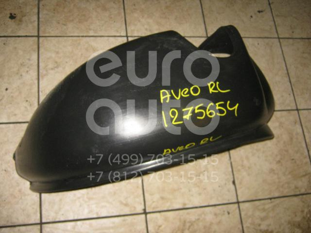 Локер задний левый для Chevrolet Aveo (T200) 2003-2008 - Фото №1