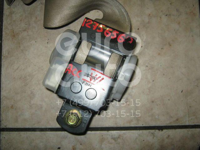 Ремень безопасности для Honda Accord VII 2003-2008 - Фото №1