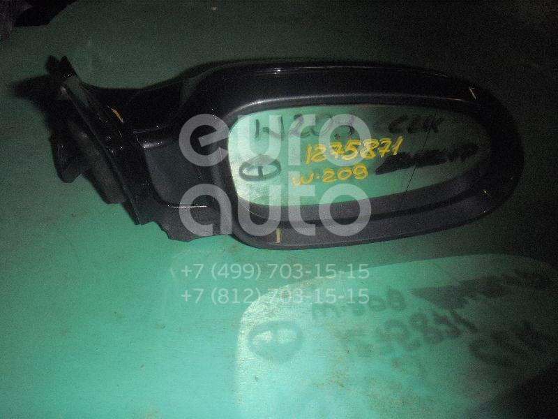 Зеркало правое электрическое для Mercedes Benz C209 CLK coupe 2002-2010 - Фото №1