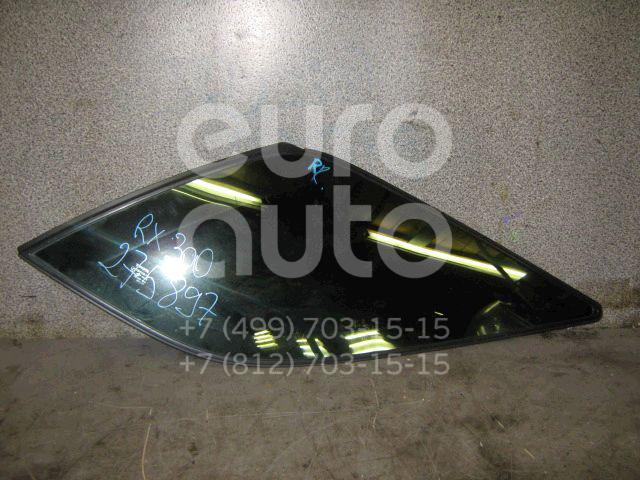 Стекло кузовное глухое правое для Lexus RX 300 1998-2003 - Фото №1