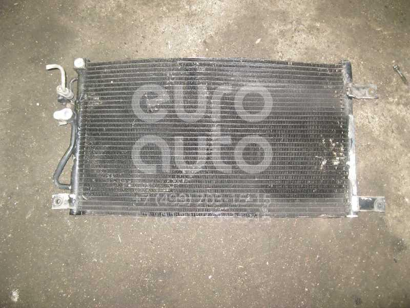 Радиатор кондиционера (конденсер) для Mitsubishi Pajero/Montero Sport (K9) 1997-2008 - Фото №1