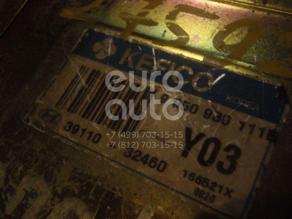 Блок управления двигателем для Hyundai Sonata III 1996-1998 - Фото №1