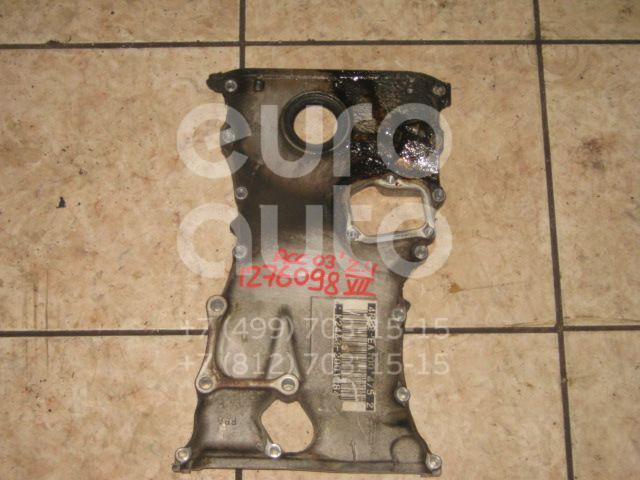 Крышка двигателя передняя для Honda Accord VII 2003-2007 - Фото №1