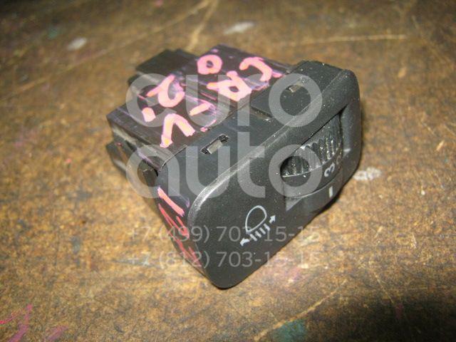 Кнопка корректора фар для Honda CR-V 2002-2006 - Фото №1