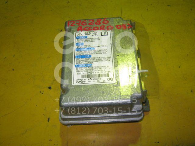 Блок управления AIR BAG для Honda Accord VII 2003-2007 - Фото №1