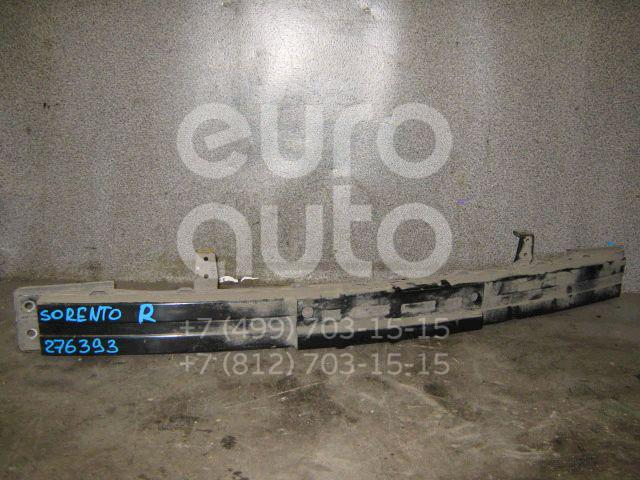 Усилитель заднего бампера для Kia Sorento 2003-2009 - Фото №1