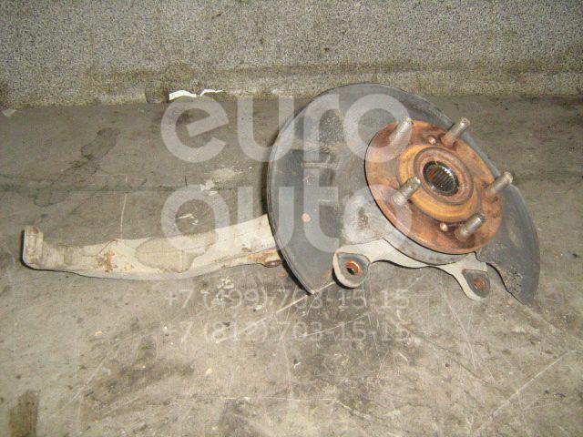 Кулак поворотный передний левый для Honda CR-V 1996-2002 - Фото №1