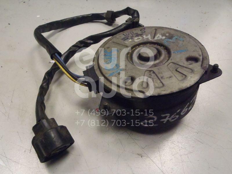 Моторчик вентилятора для Suzuki Ignis FH 2000-2003 - Фото №1
