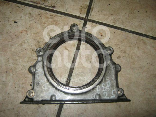 Крышка коленвала задняя для Mitsubishi Pajero/Montero Sport (K9) 1997-2008;L300 1986-2014;Pajero/Montero I 1982-1990;Pajero/Montero II (V1, V2, V3, V4) 1991-1996;L200 (K0,K3) 1986-1996;Space Gear 1995-2000 - Фото №1