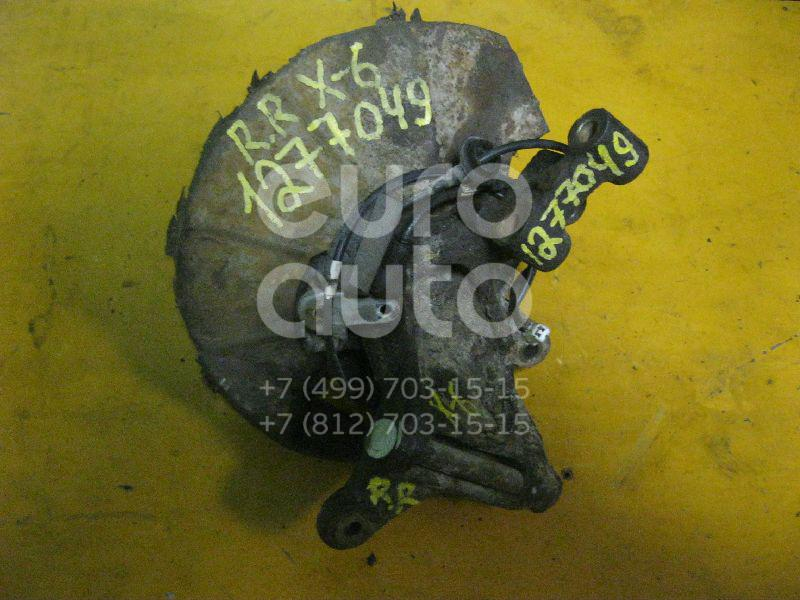 Кулак поворотный задний правый для Mazda Xedos-6 1992-1999 - Фото №1
